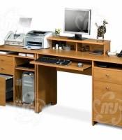 Gambar Meja Komputer Kantor Minimalis