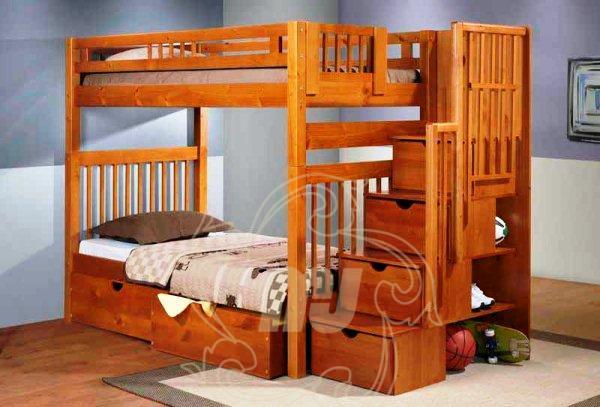 Tempat Tidur Tingkat Model Minimalis