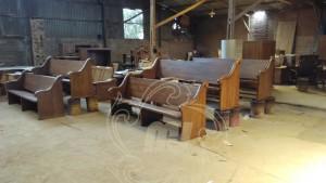 Kursi Gereja Jati Terbaru 2016