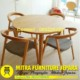 Meja Kursi Cafe Minimalis terbaru