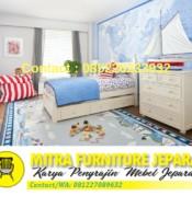Kamar Set Anak Minimalis Laki Laki