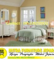 Kamar Set Anak Minimalis Perempuan