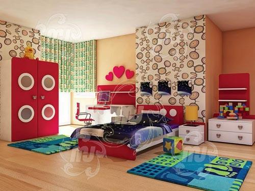 Desain Kamar Tidur Anak Laki Laki 002