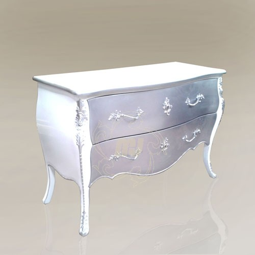 nakas mewah model commode