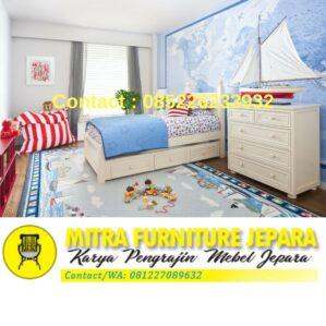 Kamar Set Anak Minimalis Laki-Laki