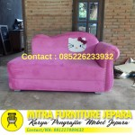 Sofa Ruang Tamu Model Hello Kity