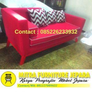 Sofa Ruang Tamu Model Minimalis